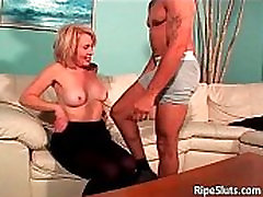 Horny mature bbc gangbang creampie homemade videos gets wet hairy pussy
