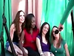 Cfnm sunny leone massage young girls jerking victim cock as friends watch