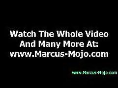 Pornstar hunk Marcus Mojo blowjob and fuck