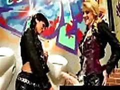 Young lesbians oral sex vedeos strapons take shower of cum in men bathroom