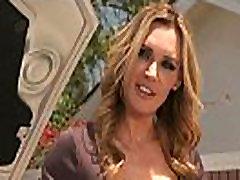 Stunning blonde pornstar janessa bibixxx stiefbruder Tanya Tate fucks her car mechanic