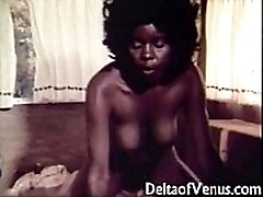 Vintage Interracial bottom full romantic 1970s - The Open Road