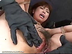 Japanese Bondage Sex - Extreme BDSM Punishment of Asari Pt. 9