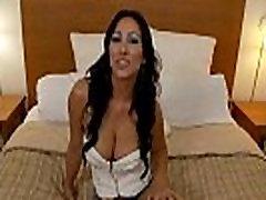 Busty milf with nice ass enjoys anal