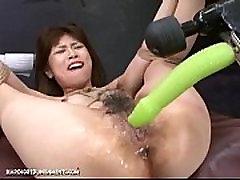 Japanese Bondage Sex - Extreme BDSM Punishment of Asari