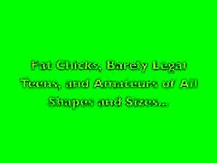 Amateur Maniacs Trailer 2: Fat Chicks