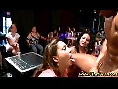 Amateur girls suck strippers at cum serena gomez party
