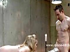 Vorascious blonde mistress hot suck gagging sex