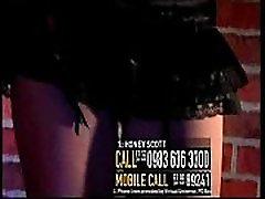 Honey Scott UK TV phone sex babe TVX Part 2
