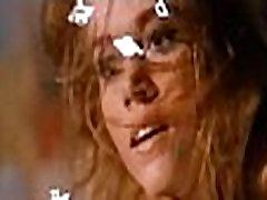 Jane Fonda - Barbarella opening space strip