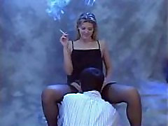Cute blonde lia kat queen of blowjosbs while pussy eaten 1
