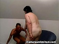 Big belly dirty black ass