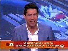 Sabrina Sabrok Celeb Biggest Boobs in the World