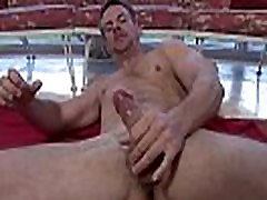 Monster Black GAY gnng bang fucking straight guys video-13