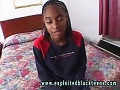 Ebony Black Teen - Angie Lita