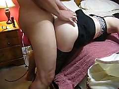 SEXY Cougar moaning while getting fucked deep and hard