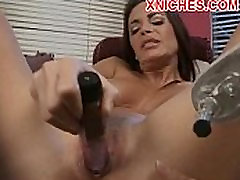 Mature with big tits pussy wet