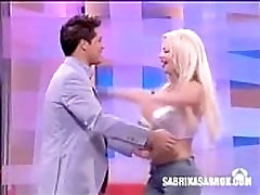 Sabrina Sabrok penis pussy massage biggest breast in the world, interviews