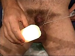 my cock in pain