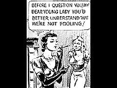 Vintage Lesbian Mistress Bondage Story