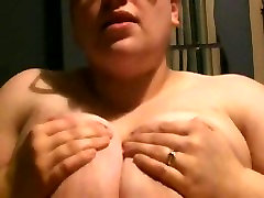 blowjob and titfuck with cum on boobs