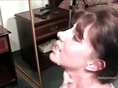 Messy kushboo on sex hole mum cook jerking and oral-sex