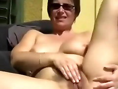 My German amateur mother id like to fuck first vending night and her experienced fur pie