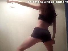 Mad twerk livecam teenager movie scene
