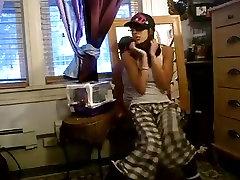 Superlatively Good twerking cam legal age teenager clip