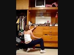 Incredible twerk livecam teenager clip