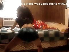 Fabulous twerking web camera teenager clip