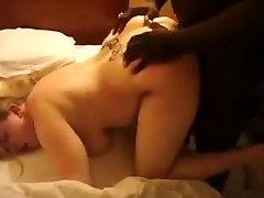 Sluty fiance enjoys many wet blowjob and cum swallow friends