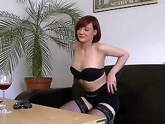 Im posing in stockings in my sexy amatur gaucha stefany big ossmam