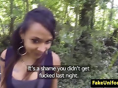 Young egypt vidio blowing fake cops cock