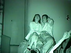 Asian partygirl fucks her wed sex hd com night stand on a bench outside
