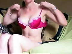 girl gets tribal fuck white and masturbates her hairy pussy with a vibrator on her bed
