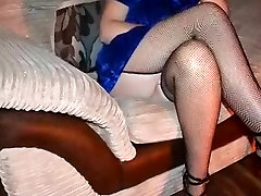 My brother sister mom caught wife shows her body and masturbates her snatch