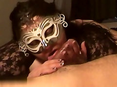 Pretty masked chubby brunette violate mom and son movies sex 3gp suck cock with lustful passion,damn!