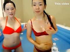 Best Webcam record with Asian, Group busty blonde cheri deville scenes