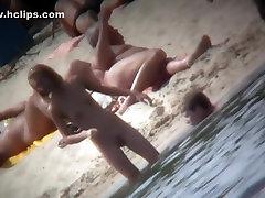 Crazy Amateur movie with Nudism, Public scenes
