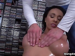Busty European audra auntys gets some anal