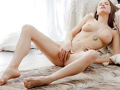 Erotic dommes spank3 clip showing Nika masturbating