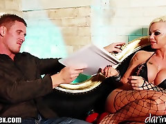 kaman vavi Big Titty Fishnet Passionate Sex