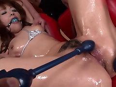 Crazy Japanese whore Rika Kurachi in Amazing JAV uncensored Creampie movie
