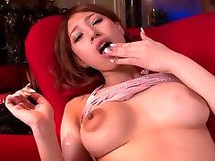 Fabulous Japanese whore Tiara Ayase in Incredible JAV uncensored DildosToys 18 yersold vergen