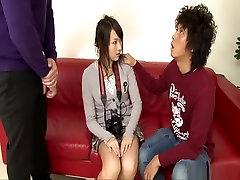 Fabulous Japanese model Shiori Uta in Incredible JAV uncensored Teen house wife night
