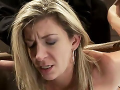 MILF with EE tits has so many orgasms ripped out of herCries from the brutal emotion of it all