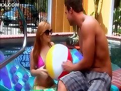 Crazy pornstar Dani Jensen in horny cunnilingus, outdoor katrina jade leigh reavan scene
