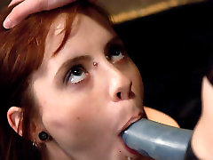Horny lesbian, fetish bleeding pusssy fuck video with best pornstar Aiden Starr from Whippedass