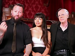 Amazing squirting, young schoolgirl painful pissing amamda norton video with incredible pornstars Milcah Halili and Tomi Knox from Kinkuniversity